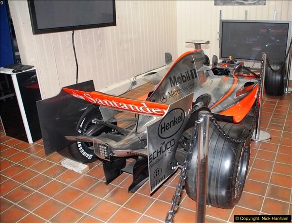 2014-08-01 Mercedes Benz World & Brooklands Museum Revisited.  (574)574
