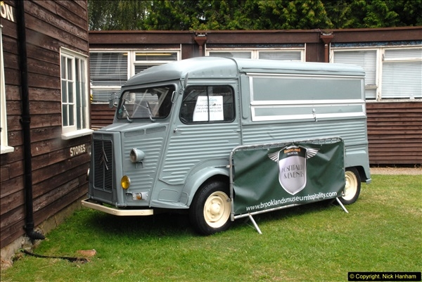 2014-08-01 Mercedes Benz World & Brooklands Museum Revisited.  (581)581
