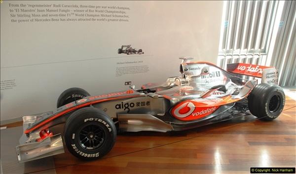 2014-08-01 Mercedes Benz World & Brooklands Museum Revisited.  (71)071