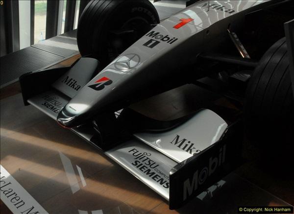 2014-08-01 Mercedes Benz World & Brooklands Museum Revisited.  (85)085