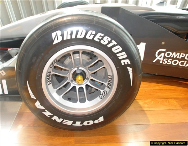 2014-08-01 Mercedes Benz World & Brooklands Museum Revisited.  (86)086
