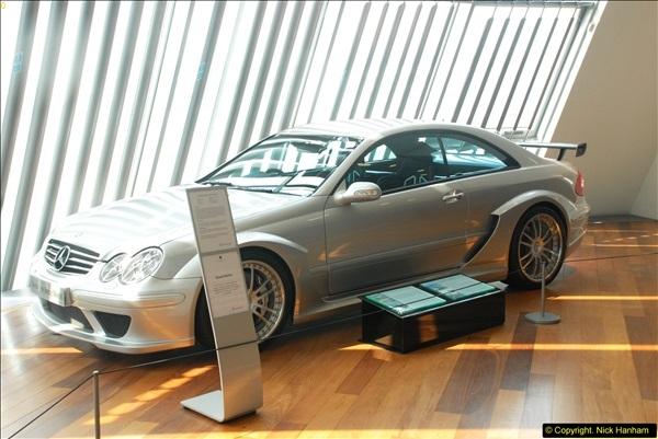 2014-08-01 Mercedes Benz World & Brooklands Museum Revisited.  (92)092