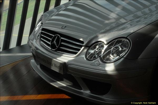2014-08-01 Mercedes Benz World & Brooklands Museum Revisited.  (93)093