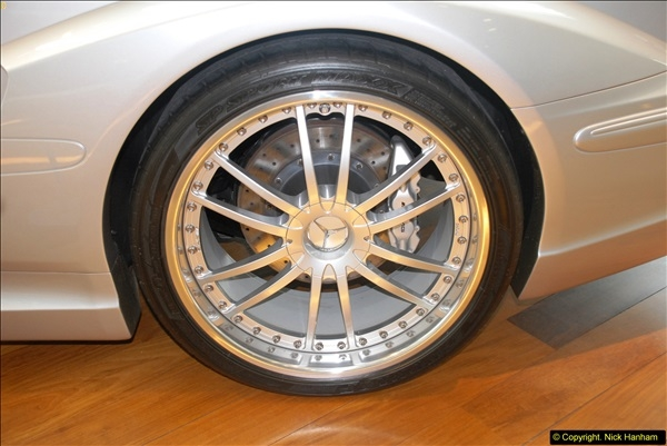 2014-08-01 Mercedes Benz World & Brooklands Museum Revisited.  (94)094