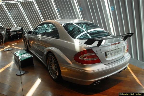 2014-08-01 Mercedes Benz World & Brooklands Museum Revisited.  (95)095