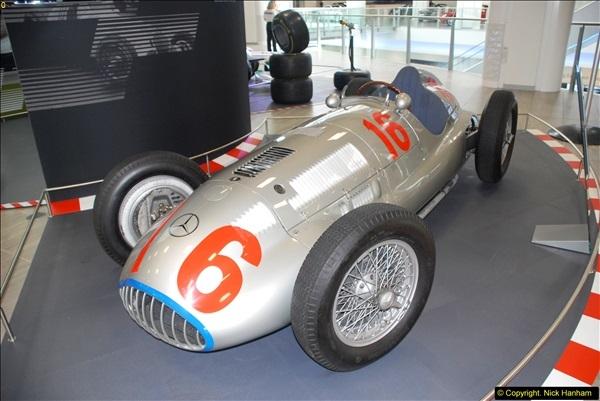 2014-08-01 Mercedes Benz World & Brooklands Museum Revisited.  (97)097