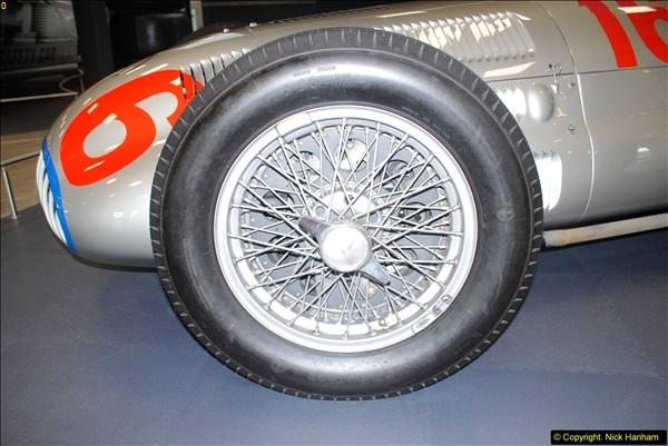 2014-08-01 Mercedes Benz World & Brooklands Museum Revisited.  (99)099