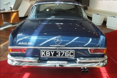 2014-08-01 Mercedes Benz World & Brooklands Museum Revisited.  (44)044