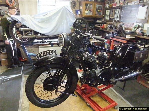 2015-03-06 Three Brougs in the same workshop. (16)143