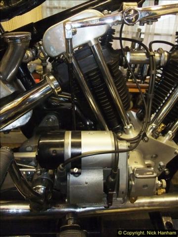 2014-01-29 Brough Motorcycle Restoration + Triumphs. (10)010