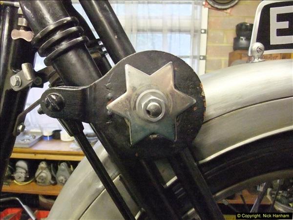 2014-01-29 Brough Motorcycle Restoration + Triumphs. (12)012