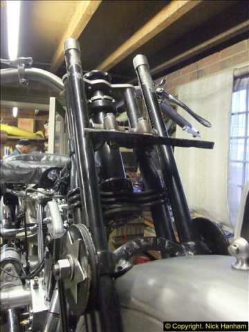 2014-01-29 Brough Motorcycle Restoration + Triumphs. (14)014