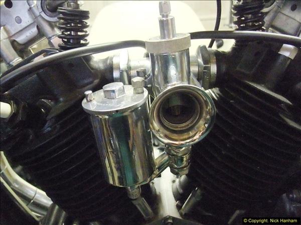 2014-01-29 Brough Motorcycle Restoration + Triumphs. (21)021