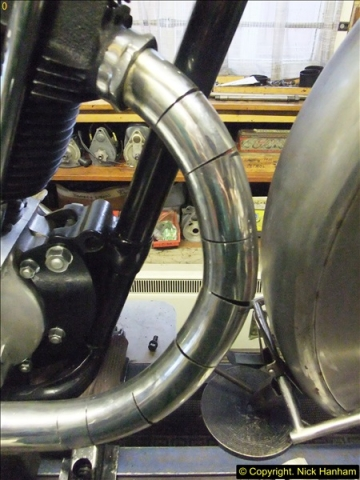 2014-01-29 Brough Motorcycle Restoration + Triumphs. (24)024