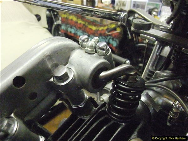 2014-01-29 Brough Motorcycle Restoration + Triumphs. (26)026