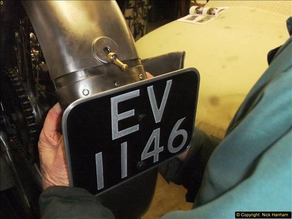 2014-01-29 Brough Motorcycle Restoration + Triumphs. (3)003