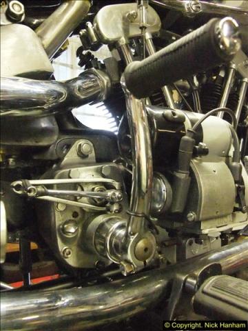 2014-01-29 Brough Motorcycle Restoration + Triumphs. (30)030