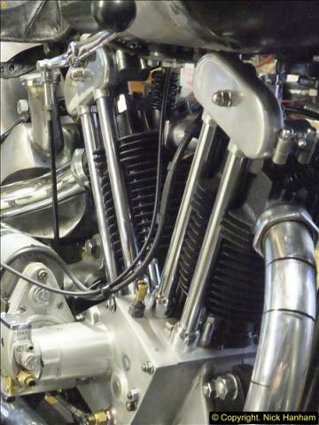 2014-01-29 Brough Motorcycle Restoration + Triumphs. (33)033