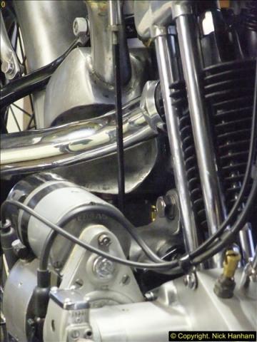 2014-01-29 Brough Motorcycle Restoration + Triumphs. (34)034