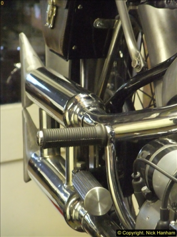 2014-01-29 Brough Motorcycle Restoration + Triumphs. (35)035