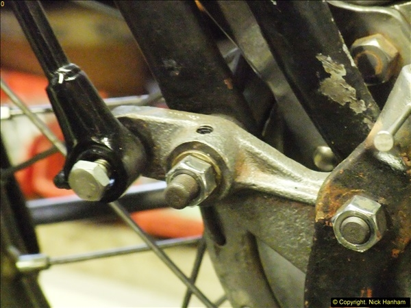 2014-01-29 Brough Motorcycle Restoration + Triumphs. (36)036
