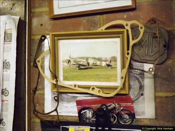2014-01-29 Brough Motorcycle Restoration + Triumphs. (41)041