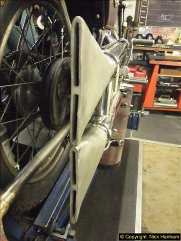2014-01-29 Brough Motorcycle Restoration + Triumphs. (7)007