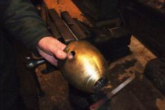2014-01-29 Brough Motorcycle Restoration + Triumphs. (43)043