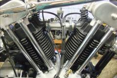 2014-01-29 Brough Motorcycle Restoration + Triumphs. (9)009