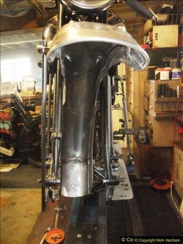 2016-03-30 Brough motorcycle restoration progress.  (11)184