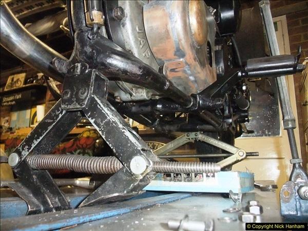2016-03-30 Brough motorcycle restoration progress.  (20)193