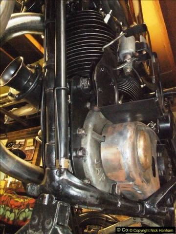 2016-03-30 Brough motorcycle restoration progress.  (21)194