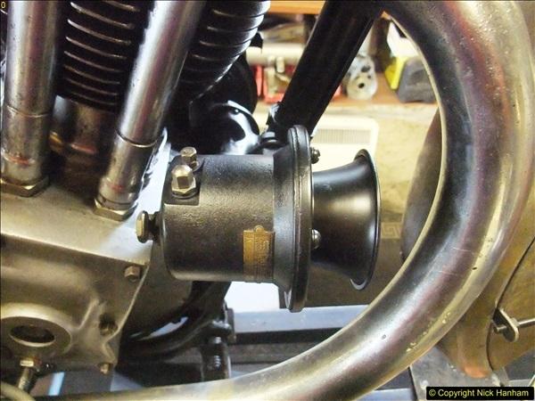 2016-03-30 Brough motorcycle restoration progress.  (9)182