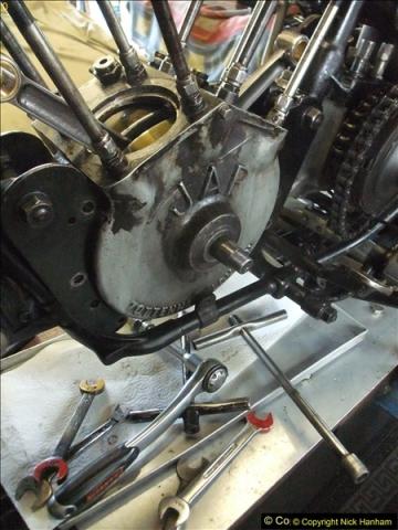 2016-08-19 Brough Restoration on XX7646. (10)243