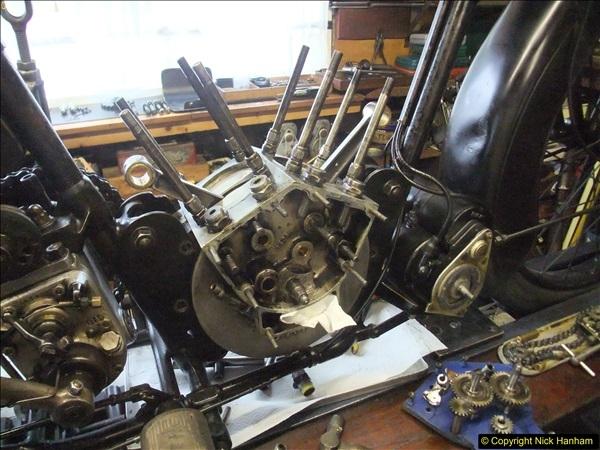 2016-08-19 Brough Restoration on XX7646. (1)234