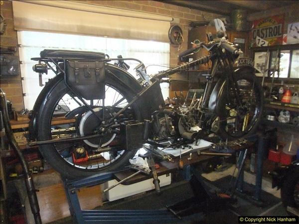 2016-08-19 Brough Restoration on XX7646. (2)235