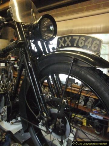 2016-08-19 Brough Restoration on XX7646. (8)241