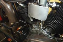 2016-03-30 Brough motorcycle restoration progress.  (18)191