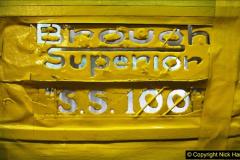 2016-03-30 Brough motorcycle restoration progress.  (28)201