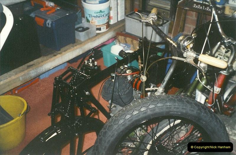 2001-04-20 to 2002-05-20 BSA restoration work.  (18)041