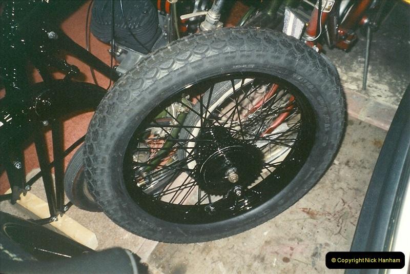 2001-04-20 to 2002-05-20 BSA restoration work.  (19)042