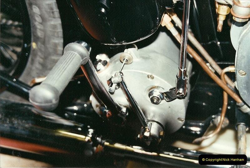 2001-04-20 to 2002-05-20 BSA restoration work.  (33)056