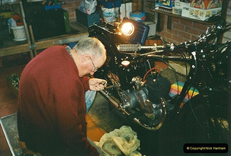 2001-04-20 to 2002-05-20 BSA restoration work.  (34)057