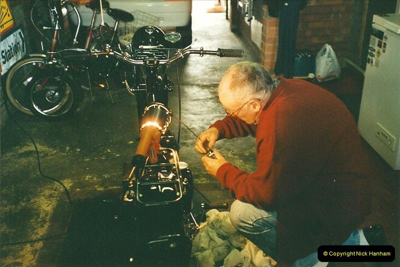 2001-04-20 to 2002-05-20 BSA restoration work.  (35)058