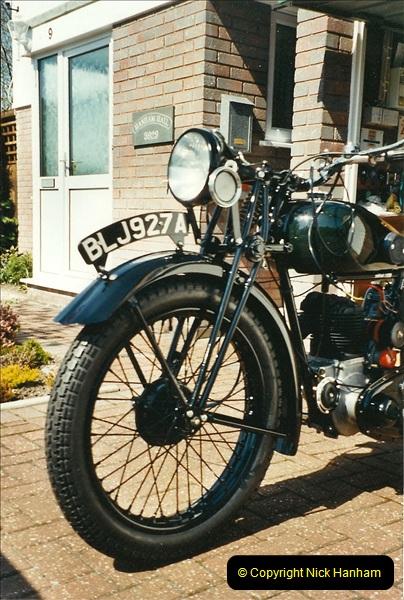 2001-04-20 to 2002-05-20 BSA restoration work.  (42)065