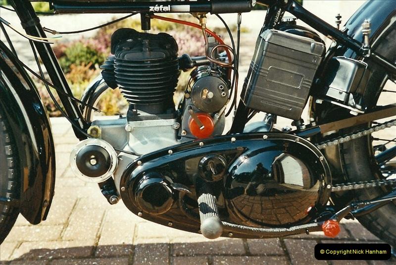2001-04-20 to 2002-05-20 BSA restoration work.  (48)071