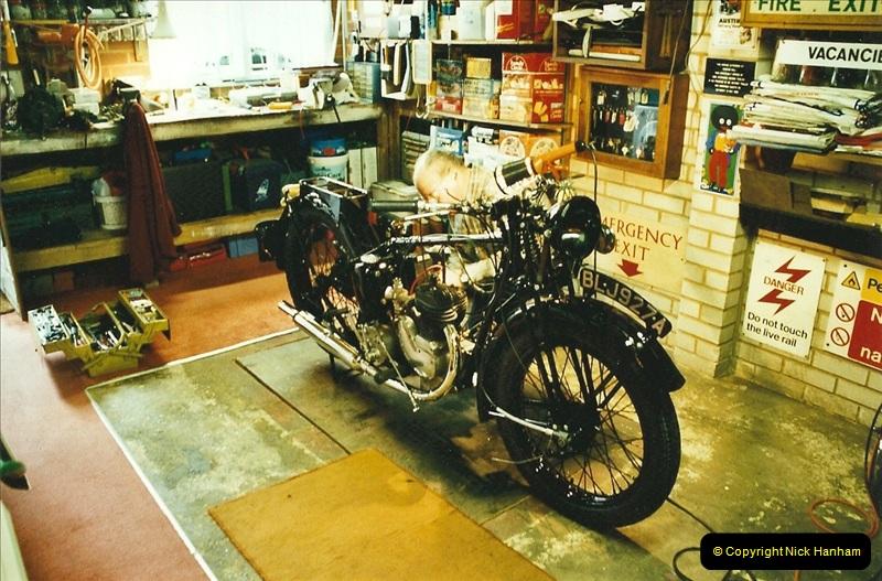 2001-04-20 to 2002-05-20 BSA restoration work.  (49)072