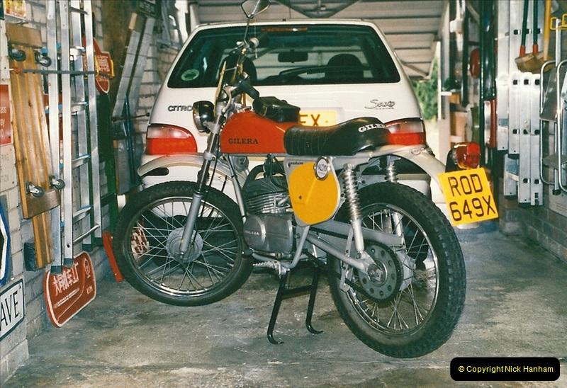 2005-06-20 to 2005-11-05 Bikes.  (13)158