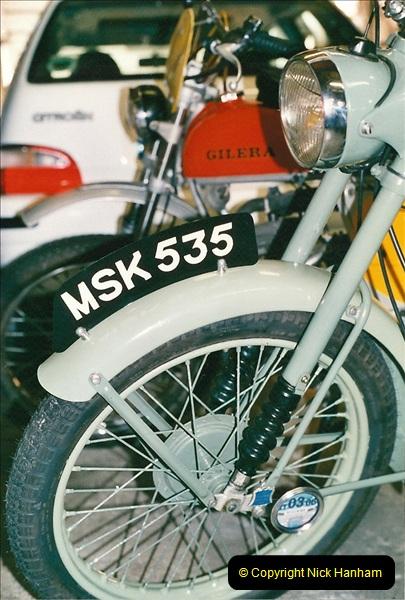 2005-06-20 to 2005-11-05 Bikes.  (21)166