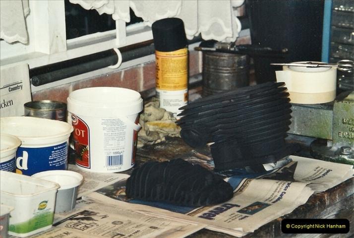 2001-04-20 to 2002-05-20 BSA restoration work.  (1)024
